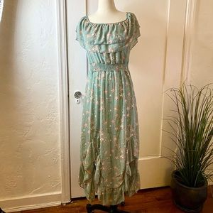 New Floral Dress Size 4/ uk 8